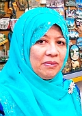 Datin Faridah Binti Aris